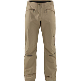 Haglöfs L.I.M Chalk Pants Men beige